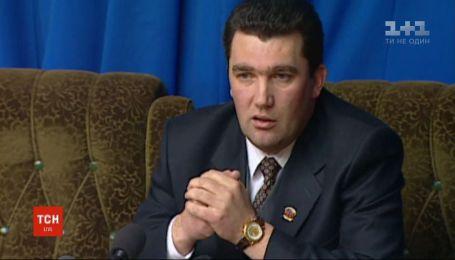 Новым секретарем СНБО стал Алексей Данилов