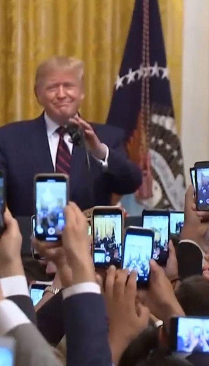Трампу закидають неодноразове використання віце-президента США для тиску на Зеленського