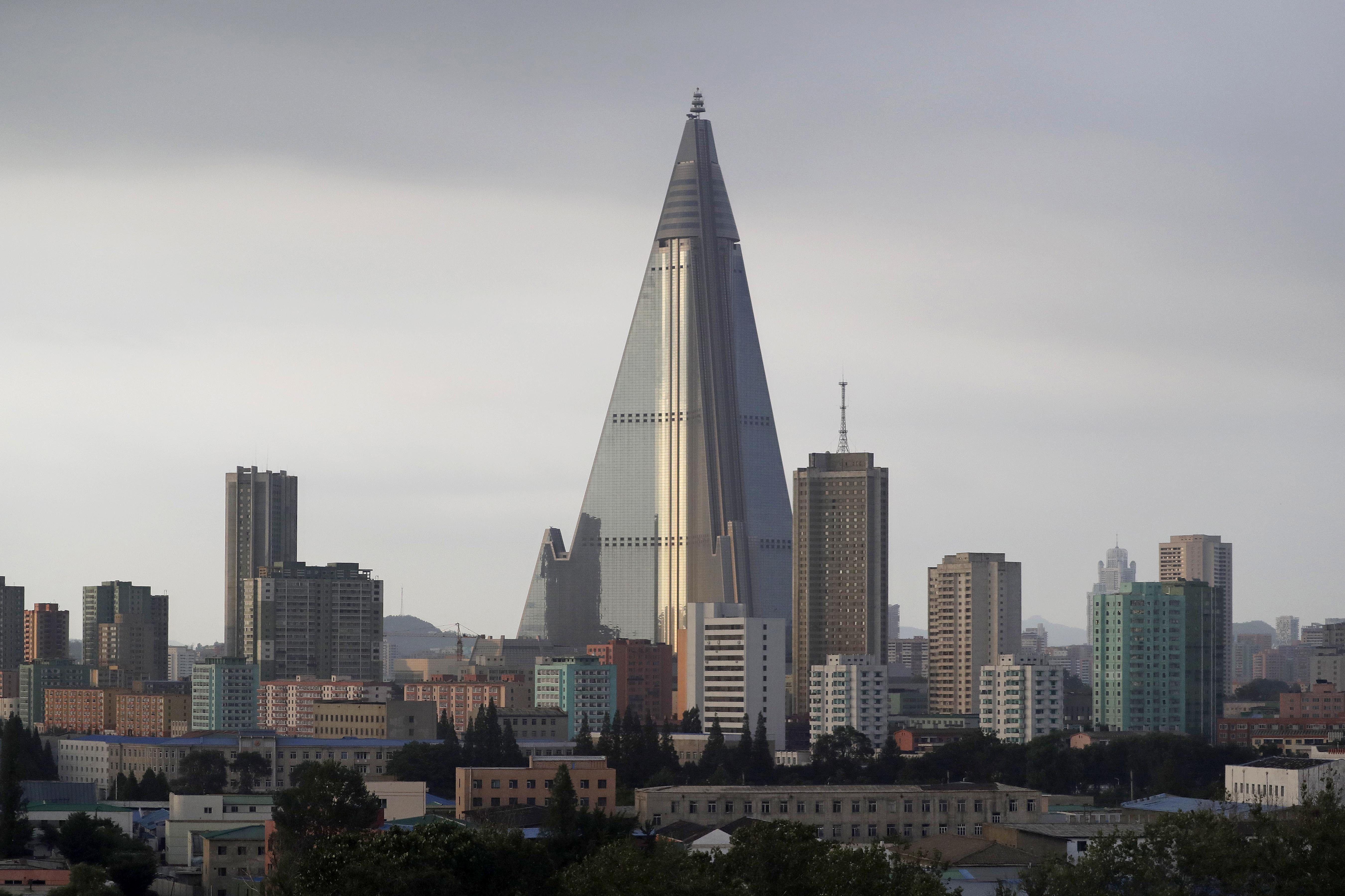 готель північна корея