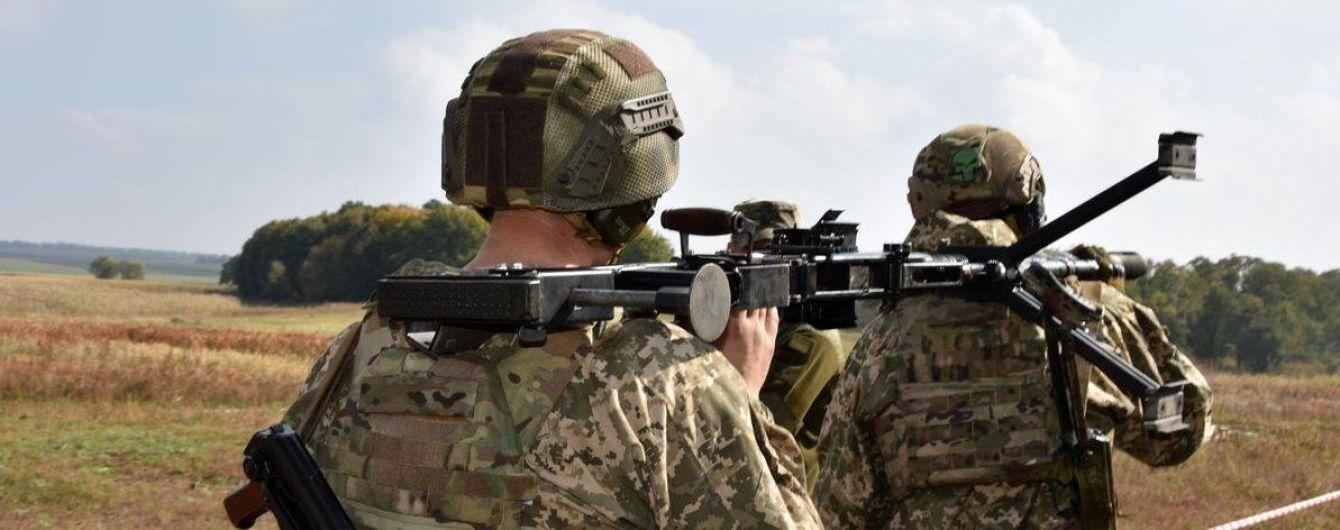 Ситуация на Донбассе. Боевики из гранатометов ударили по позициям ООС, ранены двое украинских бойцов