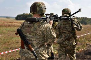 Террористы 15 раз стреляли из гранатометов и пулеметов: двое бойцов ООС ранены