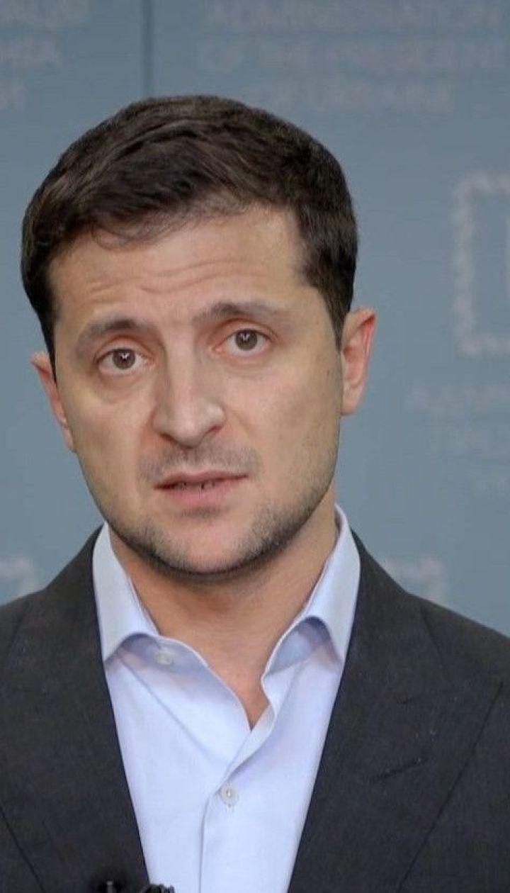 Головна умова, за якої можуть бути проведені виборі на Донбасі, - деокупація територій - Зеленський