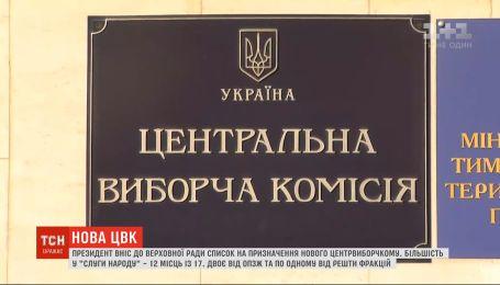 Новий український Центрвиборчком незабаром може стати до роботи