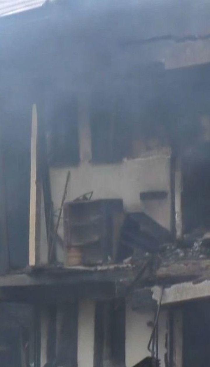 Вибух житлового будинку стався у Чехії: одна людина загинула