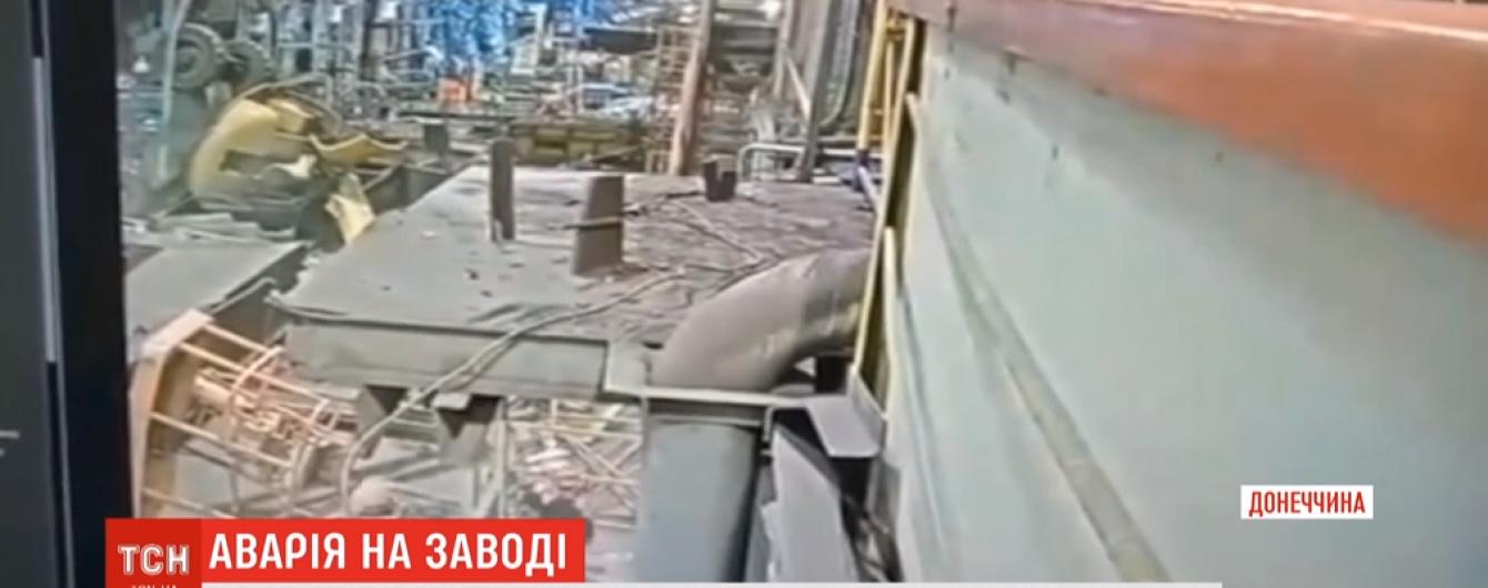 На металургійному заводі у Маріуполі загинув робітник: на нього впав тритонний підйомник