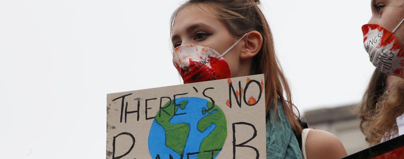 Кліматичний надзвичайний стан оголошено у Франції