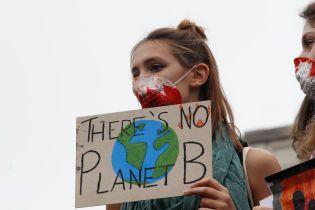 Во Франции объявлено чрезвычайное климатическое положение