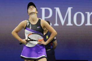 Свитолина проиграла обидчице Ястремской в четвертьфинале турнира в Пекине