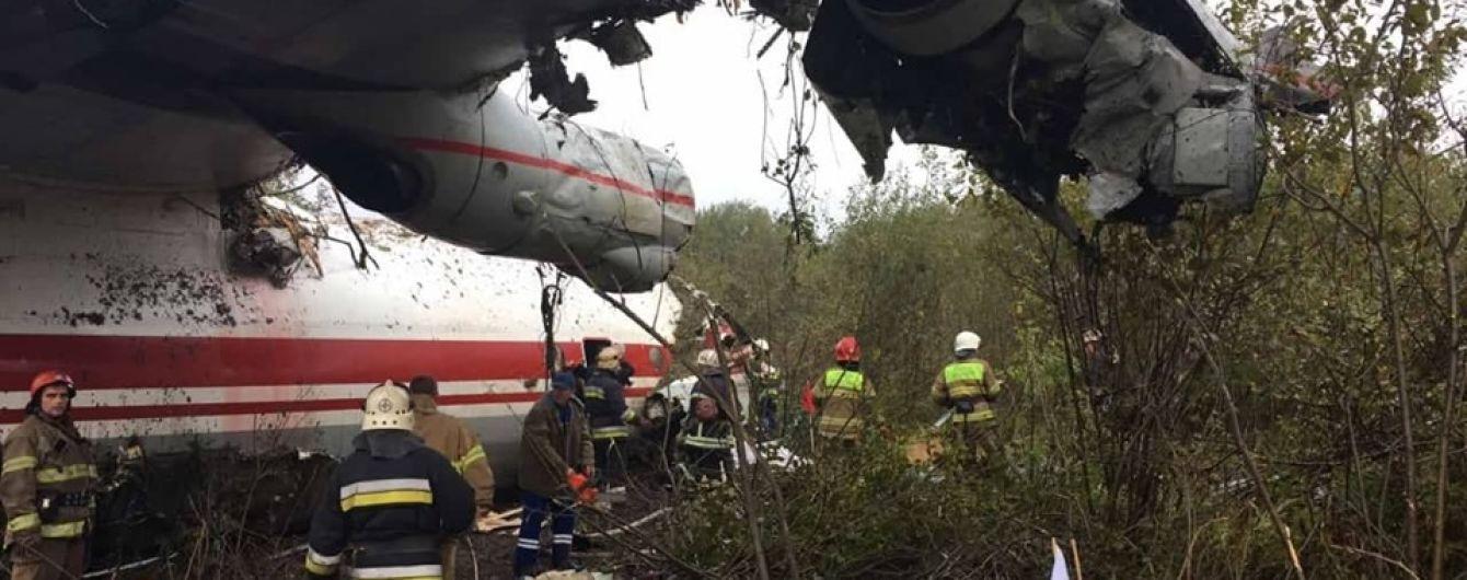 Рятувальники розповіли, як вдалося врятувати постраждалих у авіакатастрофі на Львівщині