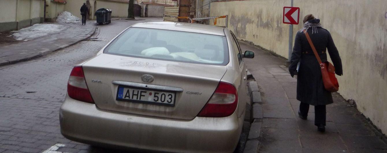 В Украине заработали 4,1 миллиарда на 65 тысячах автомобилей с еврономерами