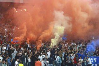 В Лиге Европы чуть не сорвали матч из-за флага Нагорно-Карабахской республики
