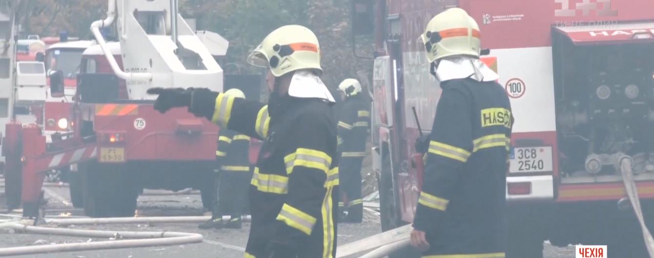 У Чехії в житловому будинку прогримів вибух: є загиблі