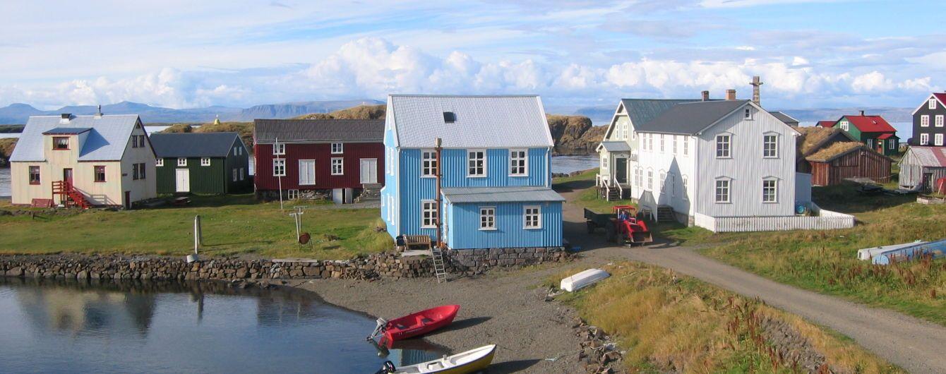 Исландский островпризнанлучшим в мире