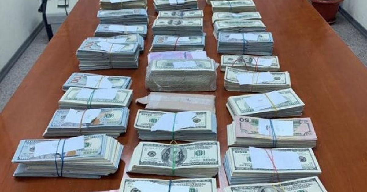 У врача-трансплантолога, которого поймали на взятке, изъяли почти 1 млн долларов