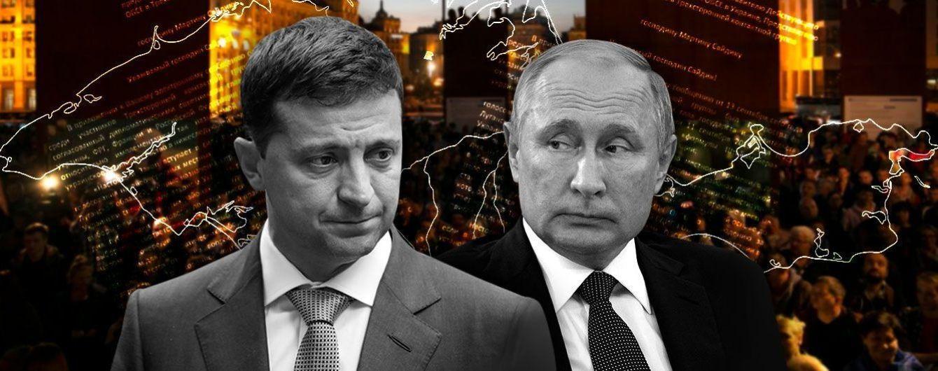 """""""Формула Штайнмайера"""" и риски для Крыма"""