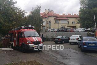 Взрыв на Лукьяновке: в полиции назвали виновника