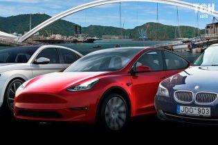 """Пикет """"евробляхеров"""" и новое видео с Tesla Model Y. Пять важнейших автоновостей за неделю"""