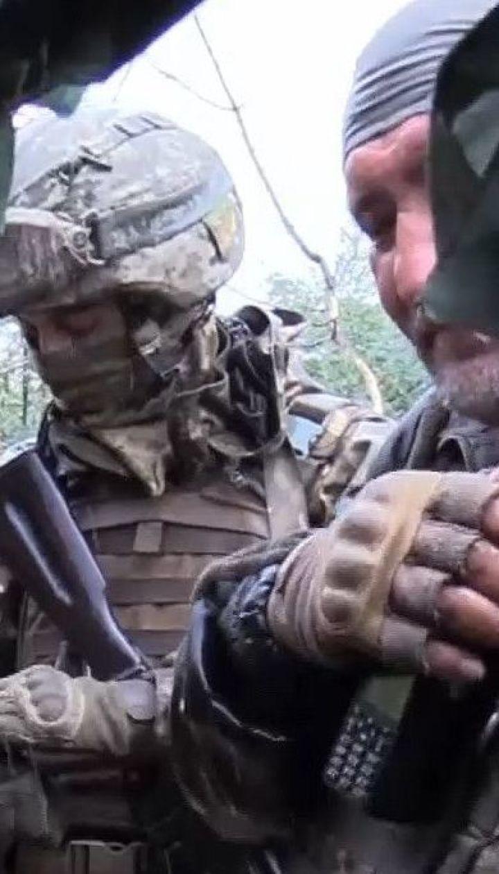 На восточном фронте погиб один украинский военный - штаб ООС