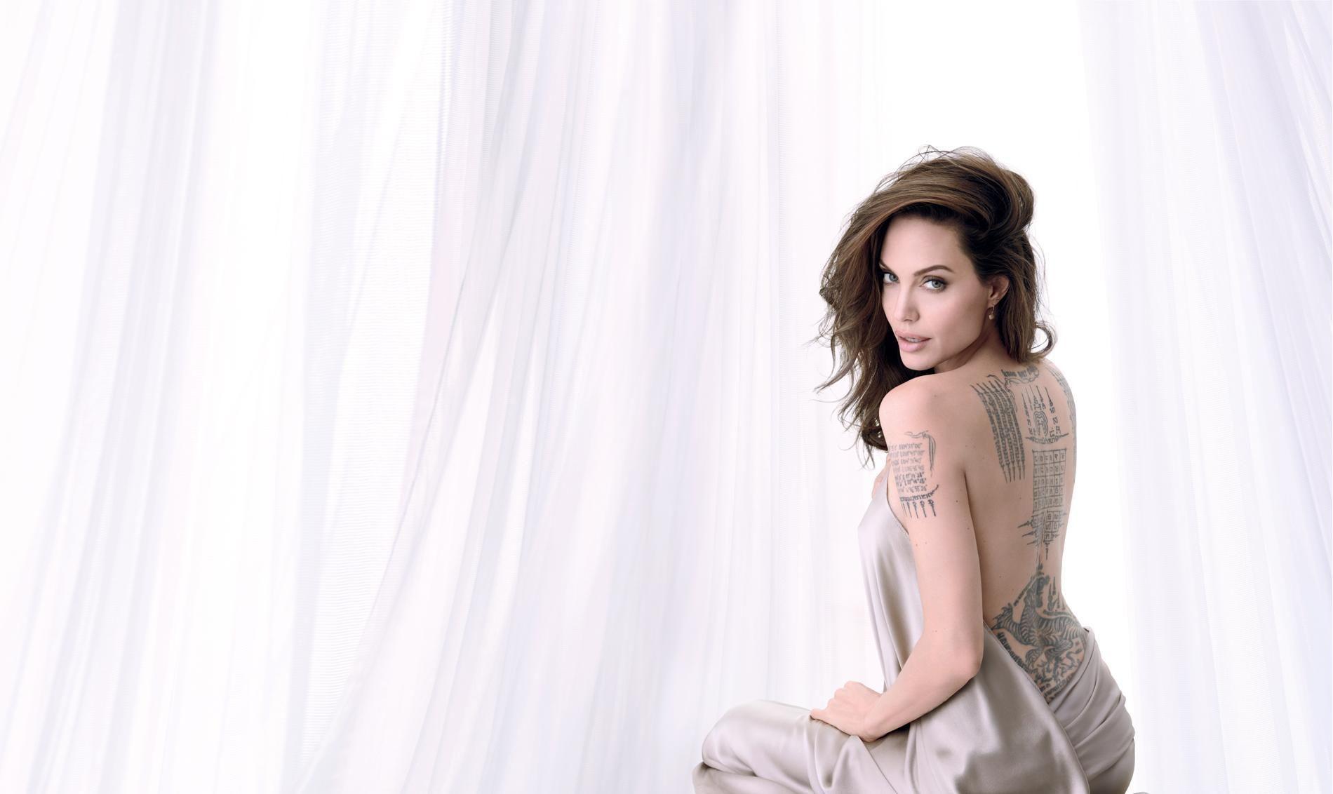 Анджеліна Джолі для Madame Figaro_2