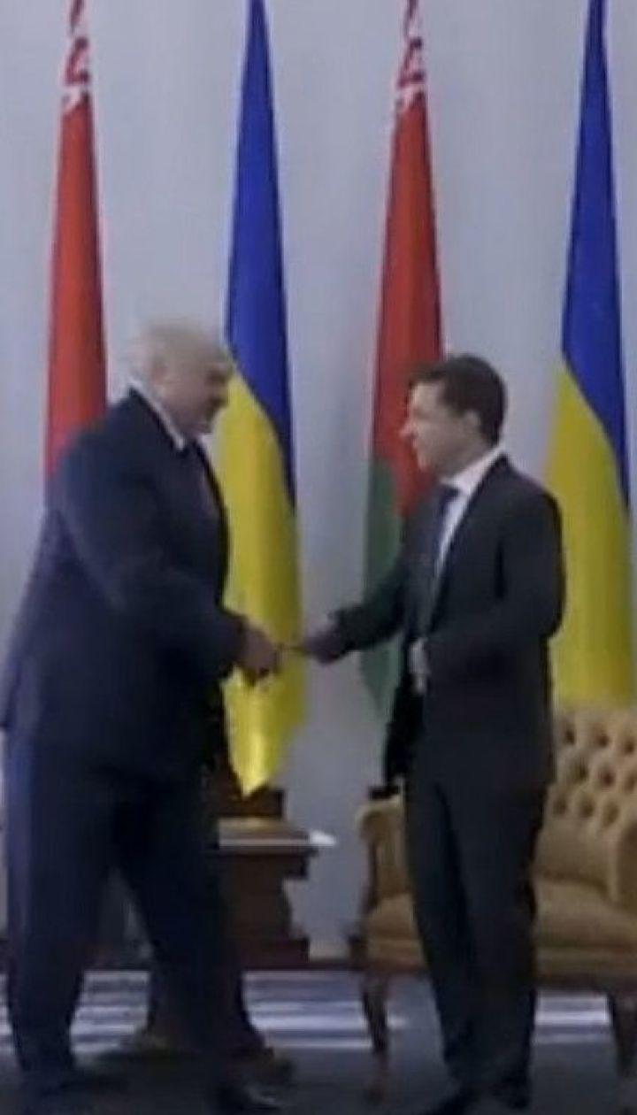 Зеленский и Лукашенко провели встречу в Житомире