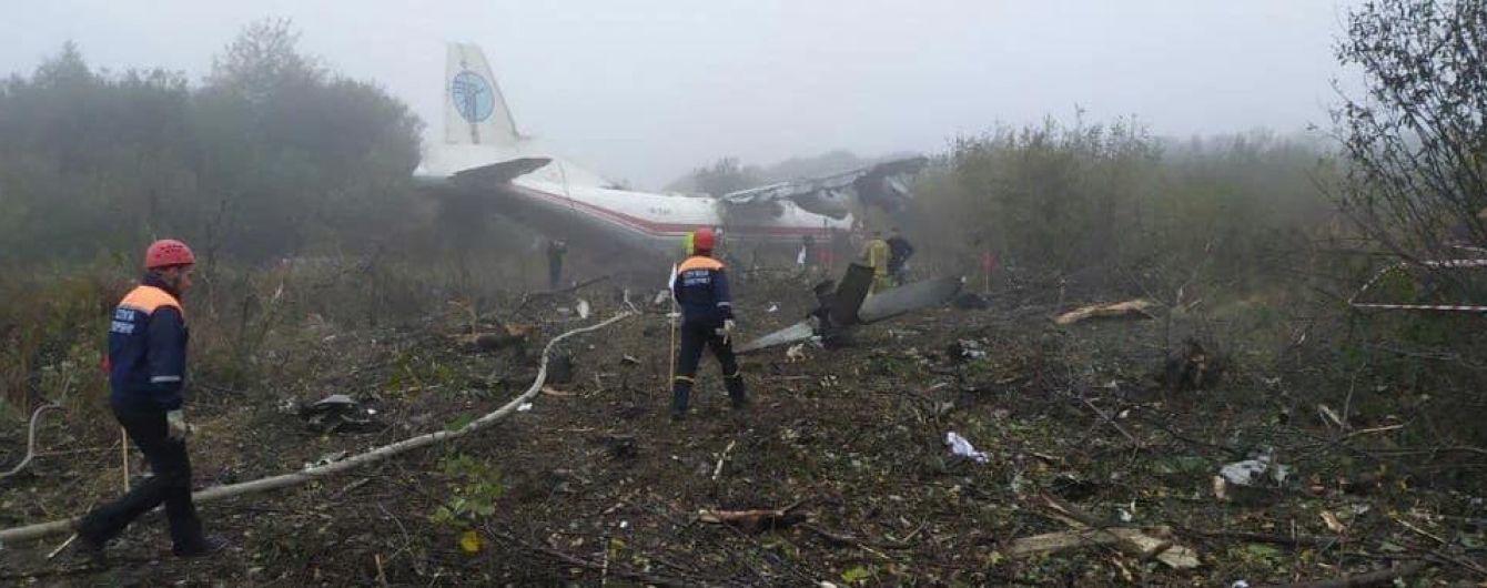 У Вінниці в останню путь провели військових льотчиків, які загинули в авіатрощі під Львовом