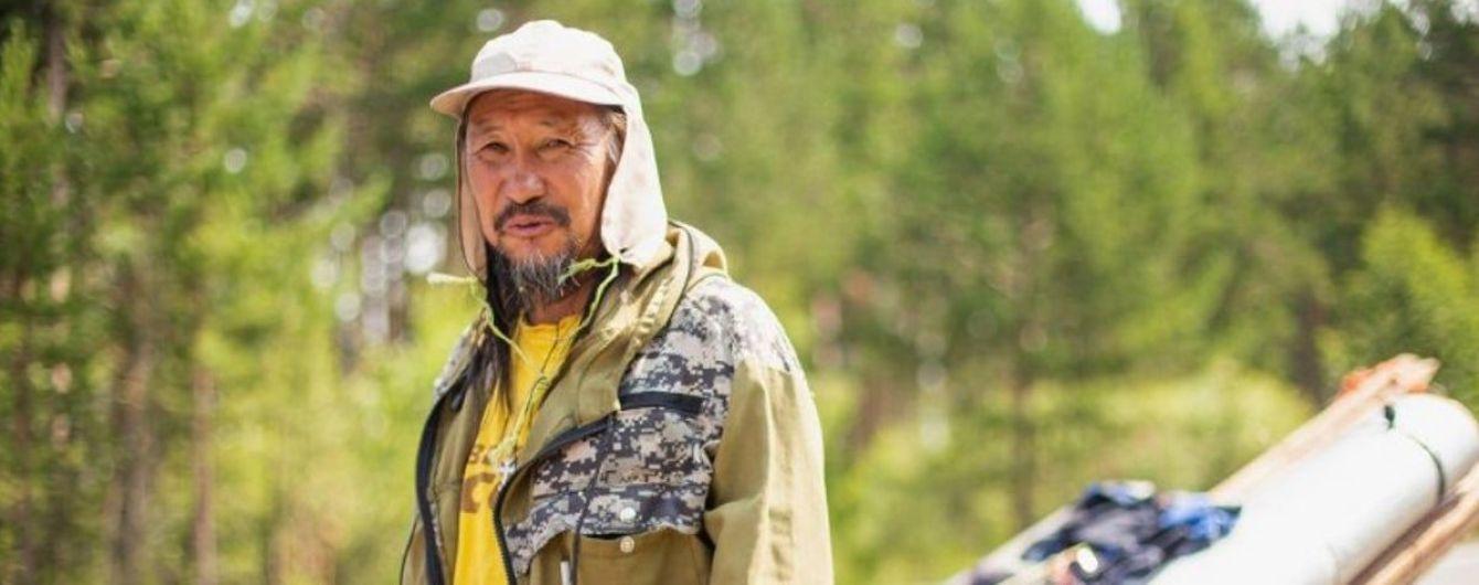 """У Росії поліція знову завадила якутському шаману """"вигнати Путіна"""""""