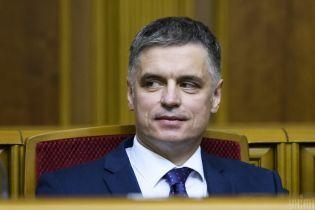 Пристайко заявил о возможности восстановления железнодорожного сообщения с ОРДЛО