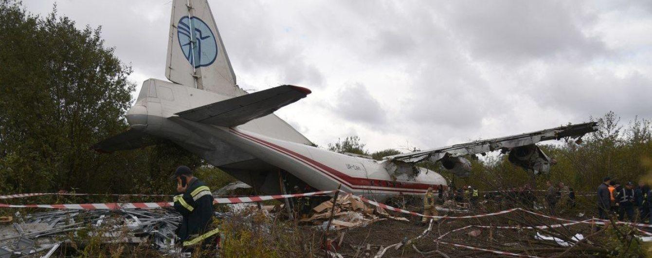 Авария самолета под Львовом. Медики рассказали о состоянии пострадавших