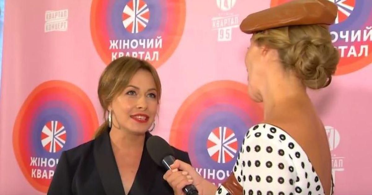 Елена Кравец вспомнила, как стала крестной мамой Елены Зеленской