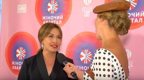 Олена Кравець пригадала, як стала хрещеною мамою Олени Зеленської