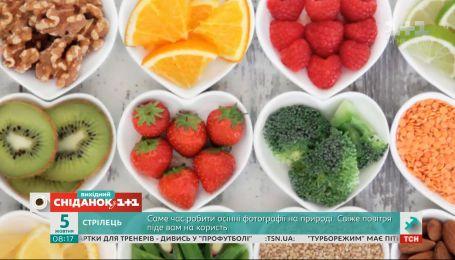 ТОП-5 продуктів, які зберігають молодість