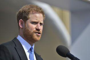 Принц Гарри подал в суд на СМИ из-за прослушивания телефонов