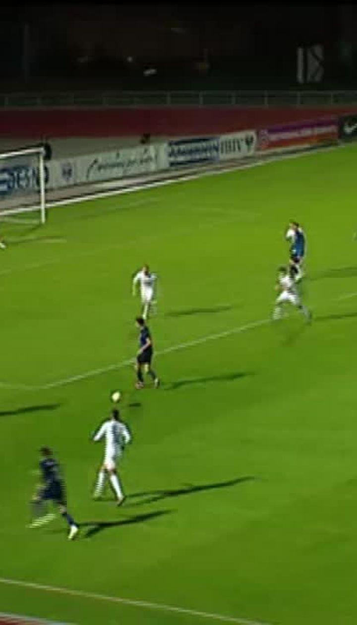 Десна - Олімпік - 1:0. Відео голу Фаворова