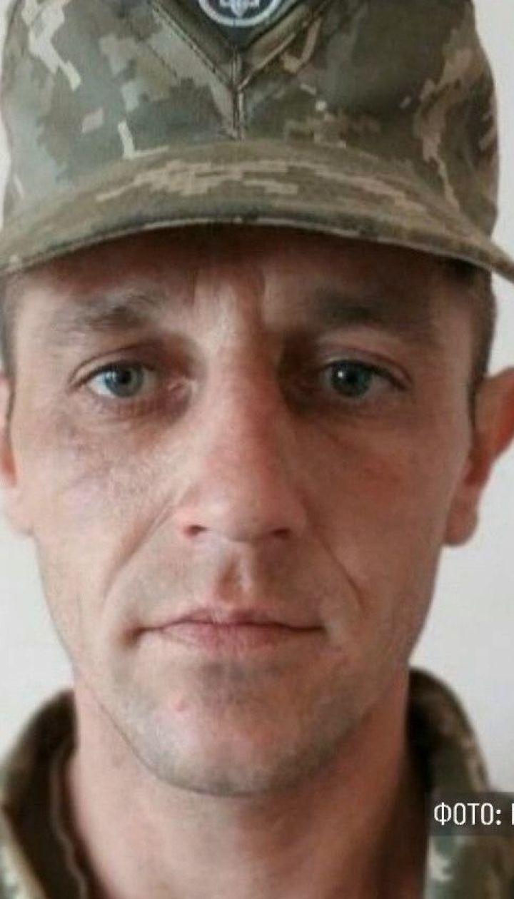 На Донбассе во время вражеского обстрела погиб украинский военный
