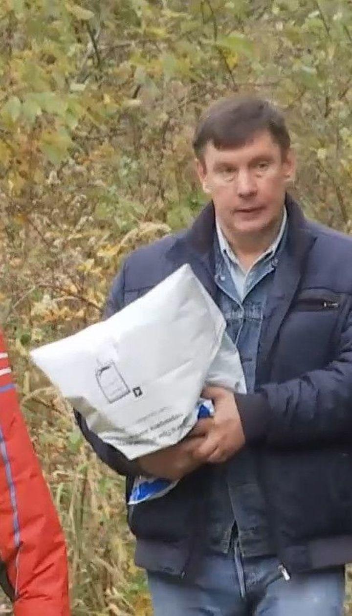 Эксперты изъяли бортовой самописец с самолета Ан-12, который упал под Львовом