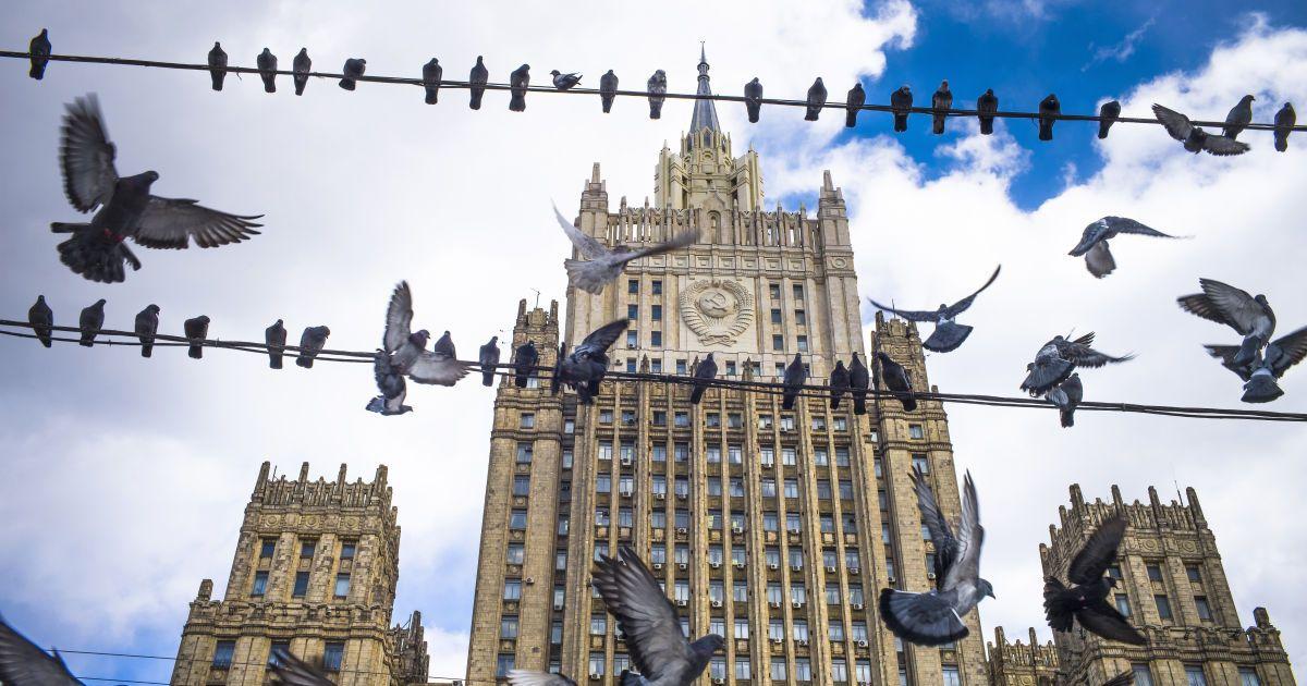 В МИД России вызвали американского дипломата