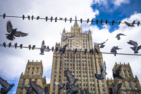"""МЗС РФ відреагувало на рішення суду ООН у справі """"Україна проти Росії"""""""