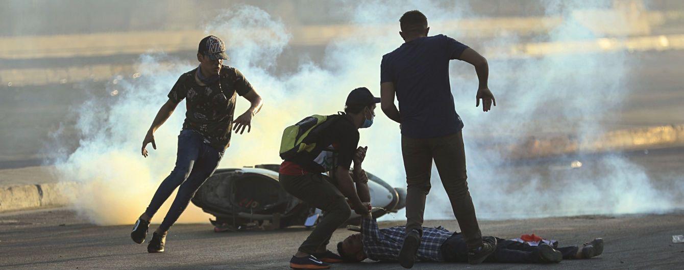 В Іраку за один день антиурядових протестів загинули 27 людей
