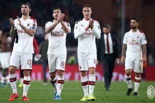 """Четыре удаления и два пенальти. Как """"Милан"""" одержал трудную победу в невероятном матче чемпионата"""