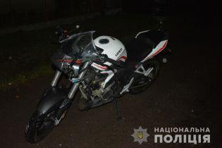 В селе на Закарпатье 18-летний мотоциклист устроил смертельную аварию