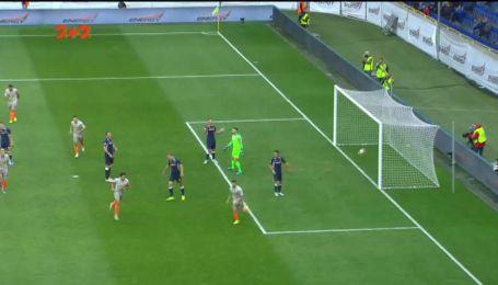 Дніпро-1 – Шахтар - 0:2. Відео голу Тайсона