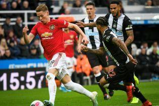 """""""Манчестер Юнайтед"""" опозорился против аутсайдера АПЛ и продолжил падение в турнирной таблице"""