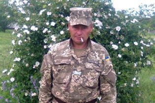 В зоне ООС оккупанты расстреляли из пулемета бойца 28-й бригады