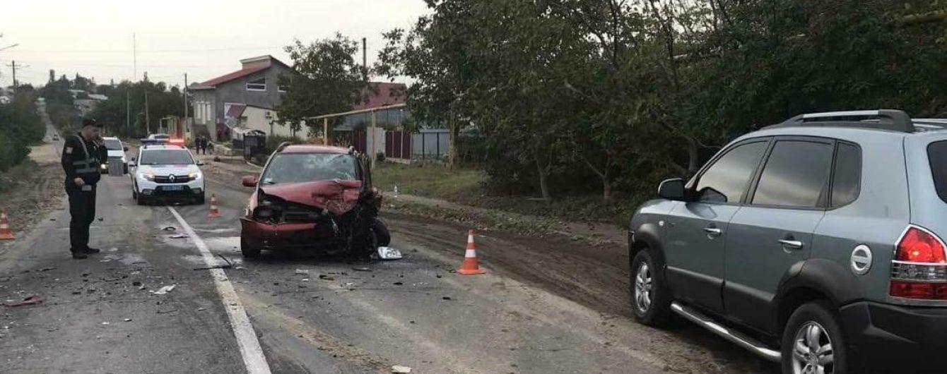 На Одесчине в ДТП погиб мужчина, четверо человек пострадали