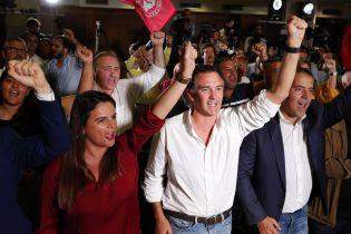 В Португалии на выборах в парламент побеждает Социалистическая партия