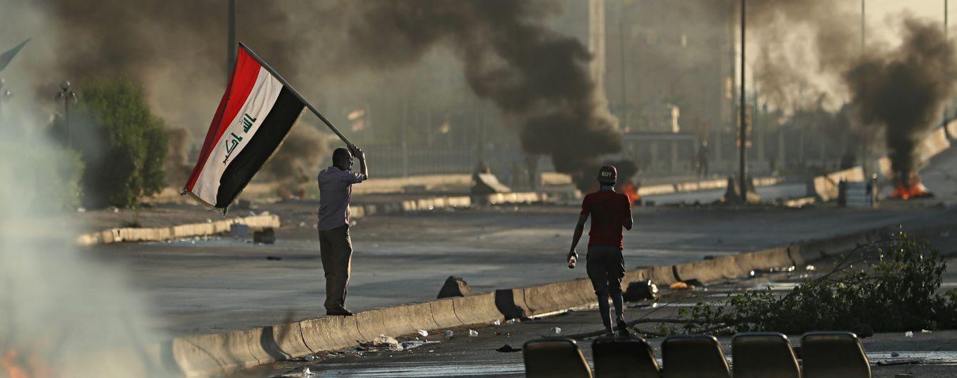 Криваві протести в Іраку. Прем'єр країни покинув свою посаду