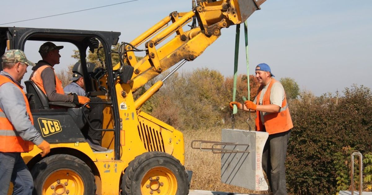 @ Служба автомобільних доріг у Луганській області