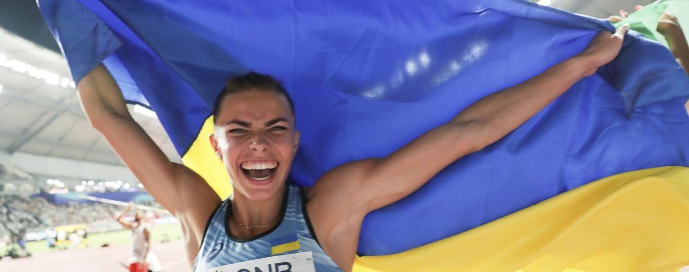 Бех-Романчук принесла Украине вторую медаль на Чемпионате мира по легкой атлетике