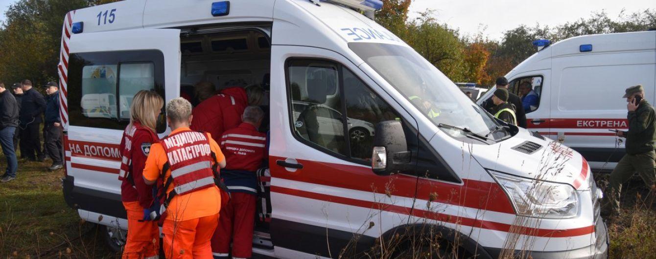 Катастрофа Ан-12 возле Львова: угрозы жизни трех пострадавших нет