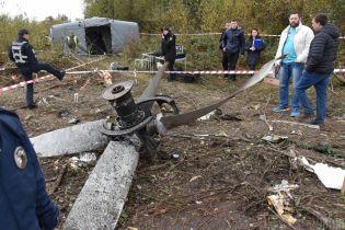 Авария самолета под Львовом. Авиакомпании, которой принадлежал Ан-12, приостановили лицензию